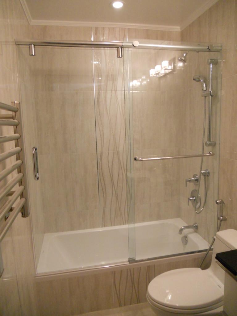 Custom Showerdoors Installation Design Repair New York 3